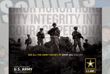 Soldiers Magazine Ad