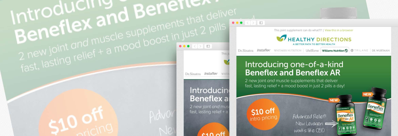 Beneflex Product Launch